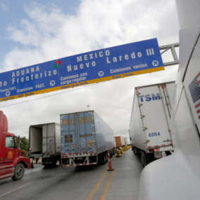 Mexico regains status as No. 1 US trade partner