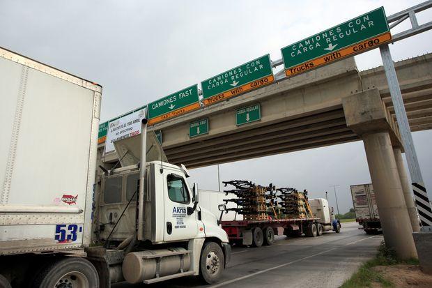 México desplaza a China como principal socio comercial de EU